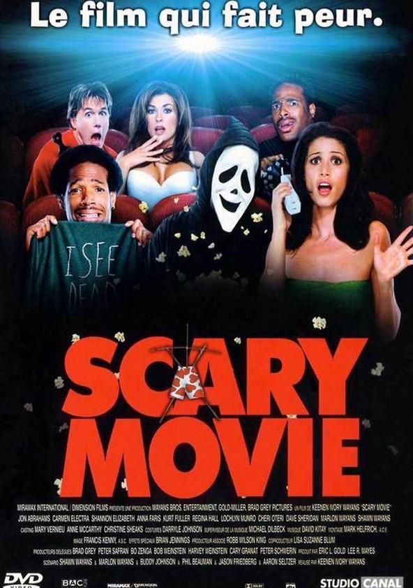 Scary Movie 1 Streaming Vf : scary, movie, streaming, Regarder, Scary, Movie, Streaming, Complet, Légal