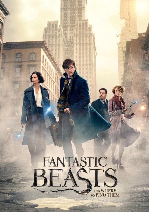 Fantastic Beasts And Where To Find Them Streaming : fantastic, beasts, where, streaming, Fantastic, Beasts, Where, Streaming