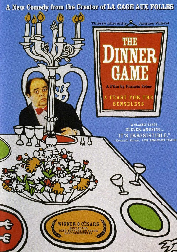 Le Diner De Cons Streaming : diner, streaming, Dinner, Movie:, Watch, Streaming, Online