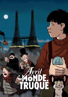 Avril Et Le Monde Truqué Streaming : avril, monde, truqué, streaming, Regarder, Avril, Monde, Truqué, Streaming