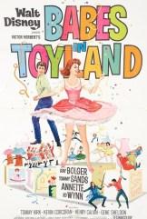 movie Babes in Toyland (1961)