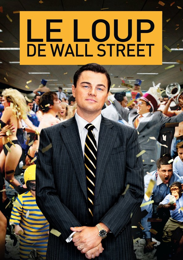 The Wolf Of Wall Street Vo : street, Regarder, Street, Streaming, Complet