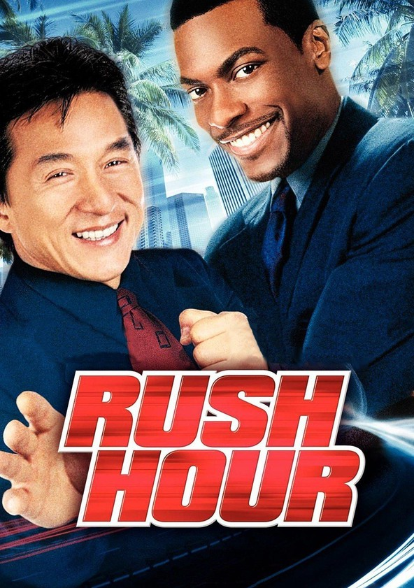 Rush Hour 1 Streaming : streaming, Streaming:, Where, Watch, Movie, Online?