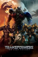 movie Transformers: The Last Knight (2017)