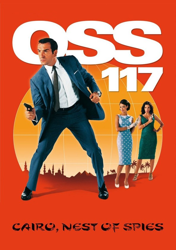 Oss 117 Le Caire Streaming : caire, streaming, Cairo,, Spies, Streaming, Online