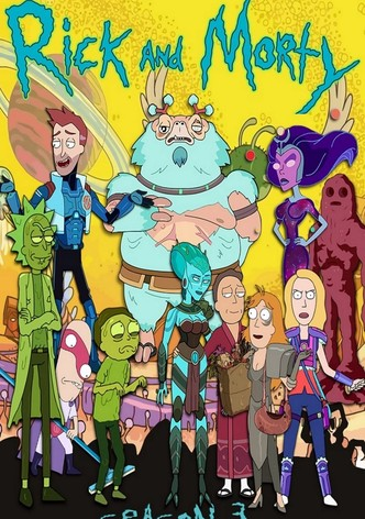 Rick And Morty Season 4 Episode 2 Vostfr : morty, season, episode, vostfr, Morty, Streaming, Series, Online