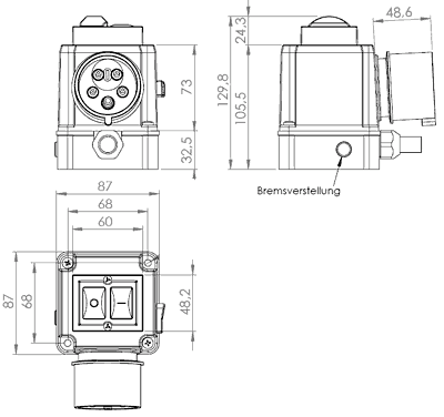 3 Pole Push On Switch 6 Pole Switch Wiring Diagram ~ Odicis
