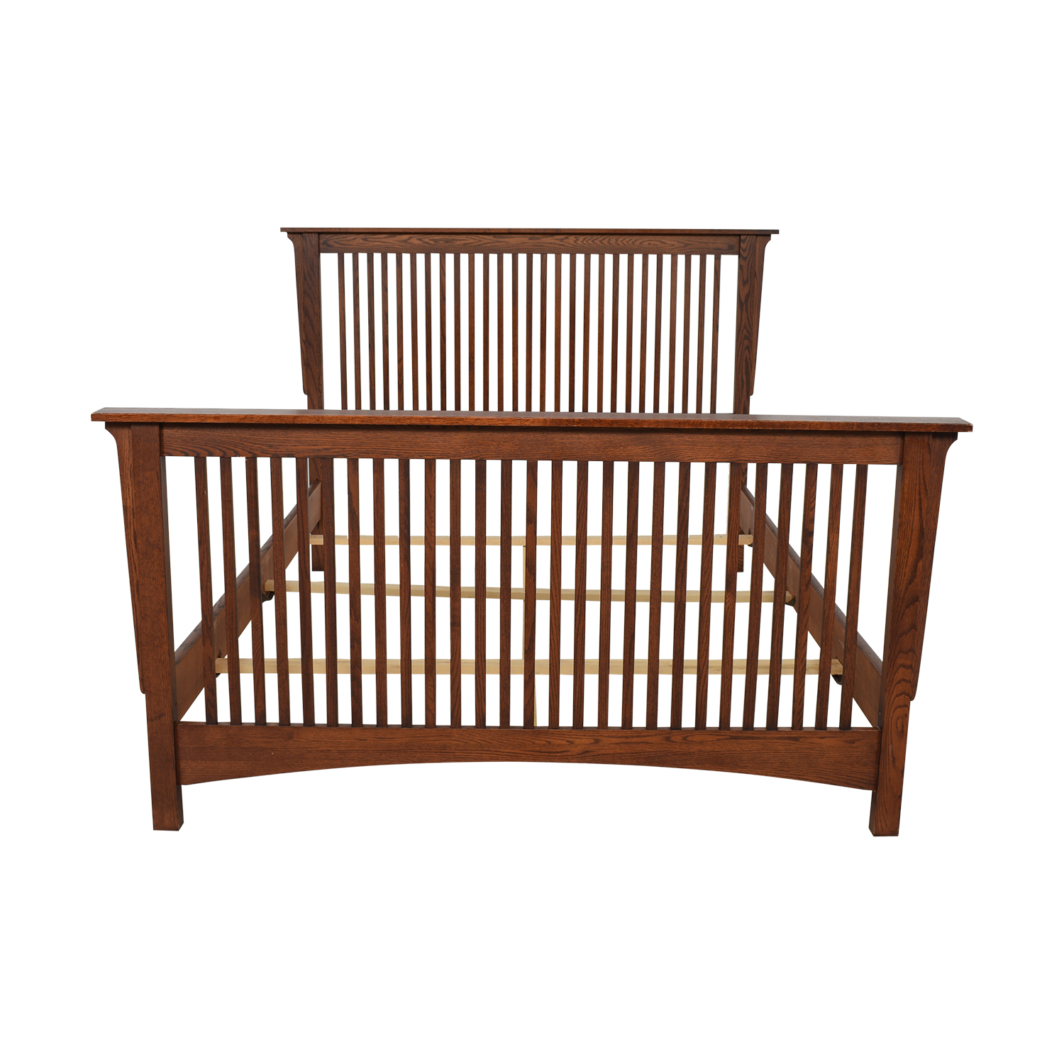 76 Off Thomasville Thomasville Queen Spindle Bed Frame Beds
