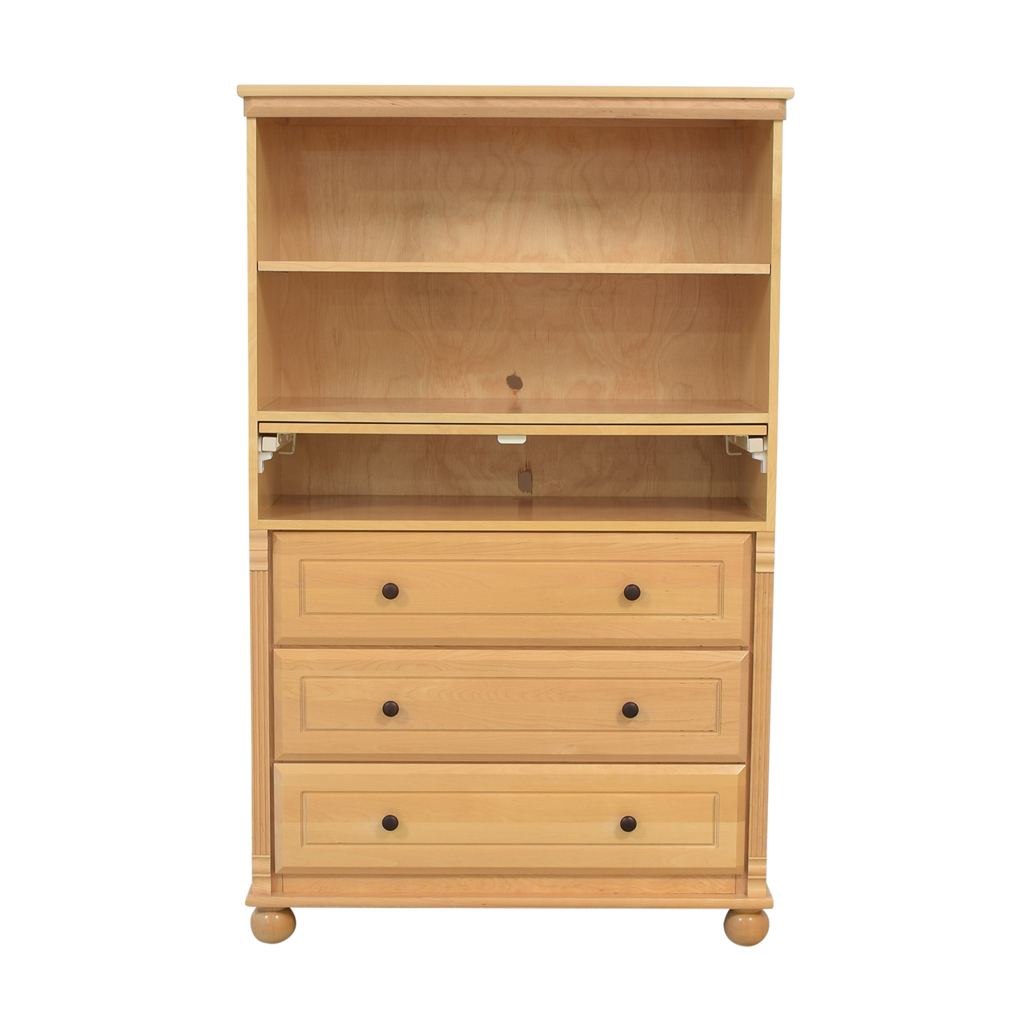 75 off bellini bellini jessica dresser with changing table storage