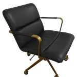 40 Off West Elm West Elm Cooper Mid Century Swivel Office Chair Chairs