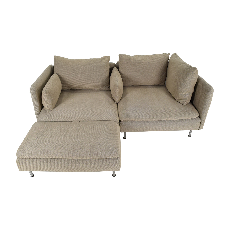 50 Off Ikea Soderhamn Sectional Sofa Sofas