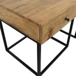 58 Off Union Rustic Union Rustic Hutchinson End Tables Tables