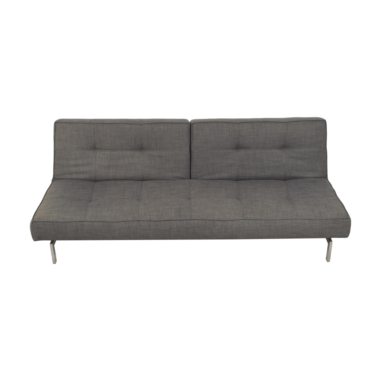 38 off raymour flanigan raymour flanigan armless sleeper sofa sofas