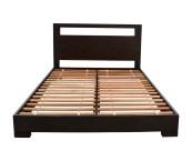 west elm low platform bed
