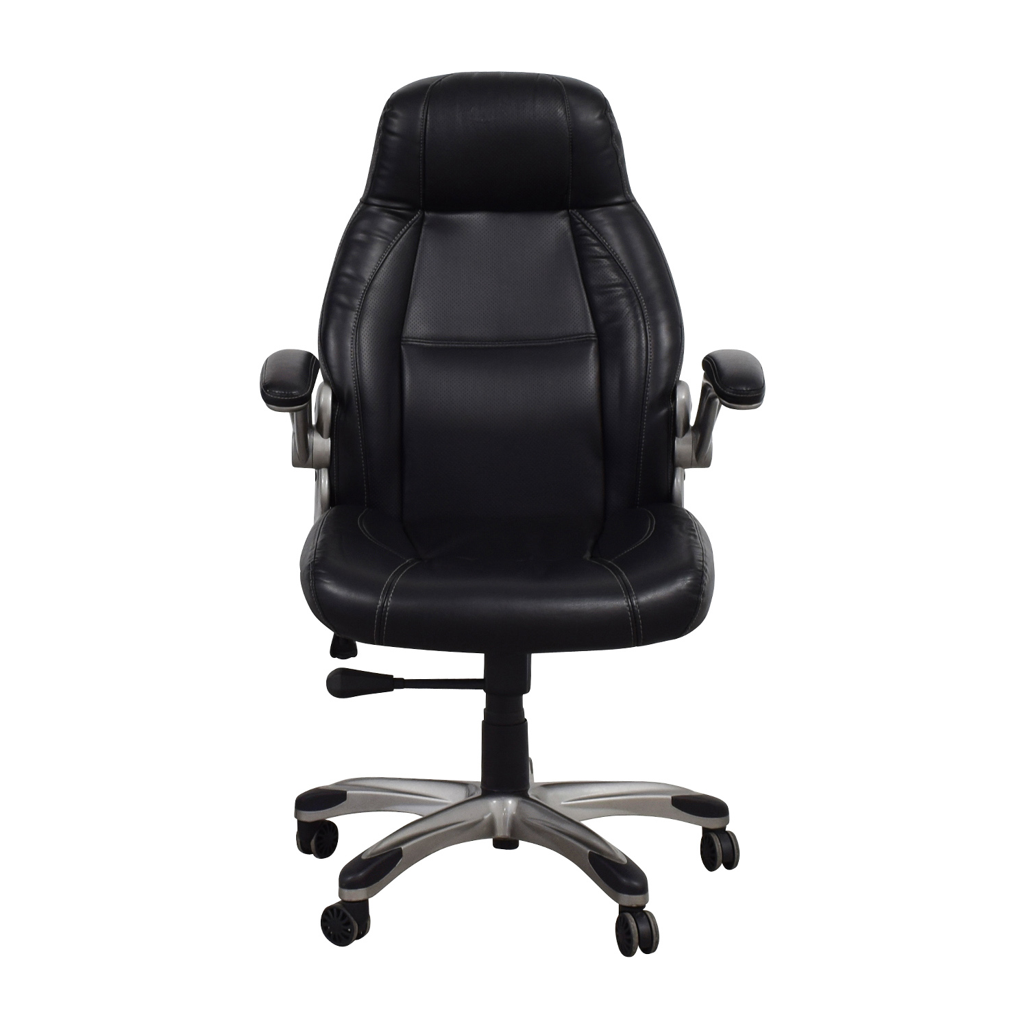 Office Chairs At Staples 64 Off Staples Staples Torrent High Back Executive Chair In Black Chairs