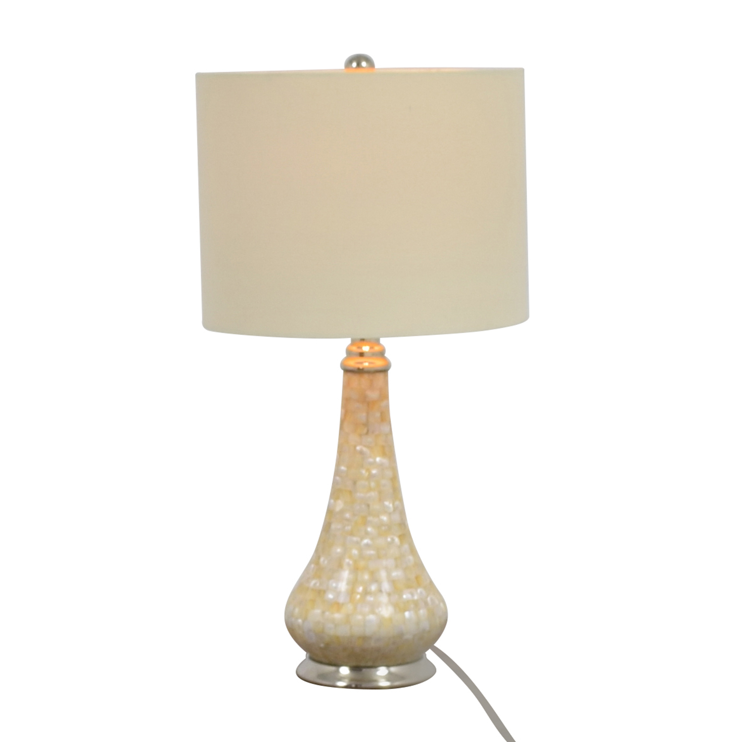 75 off pier 1 pier 1 imports mother of pearl accent lamp decor