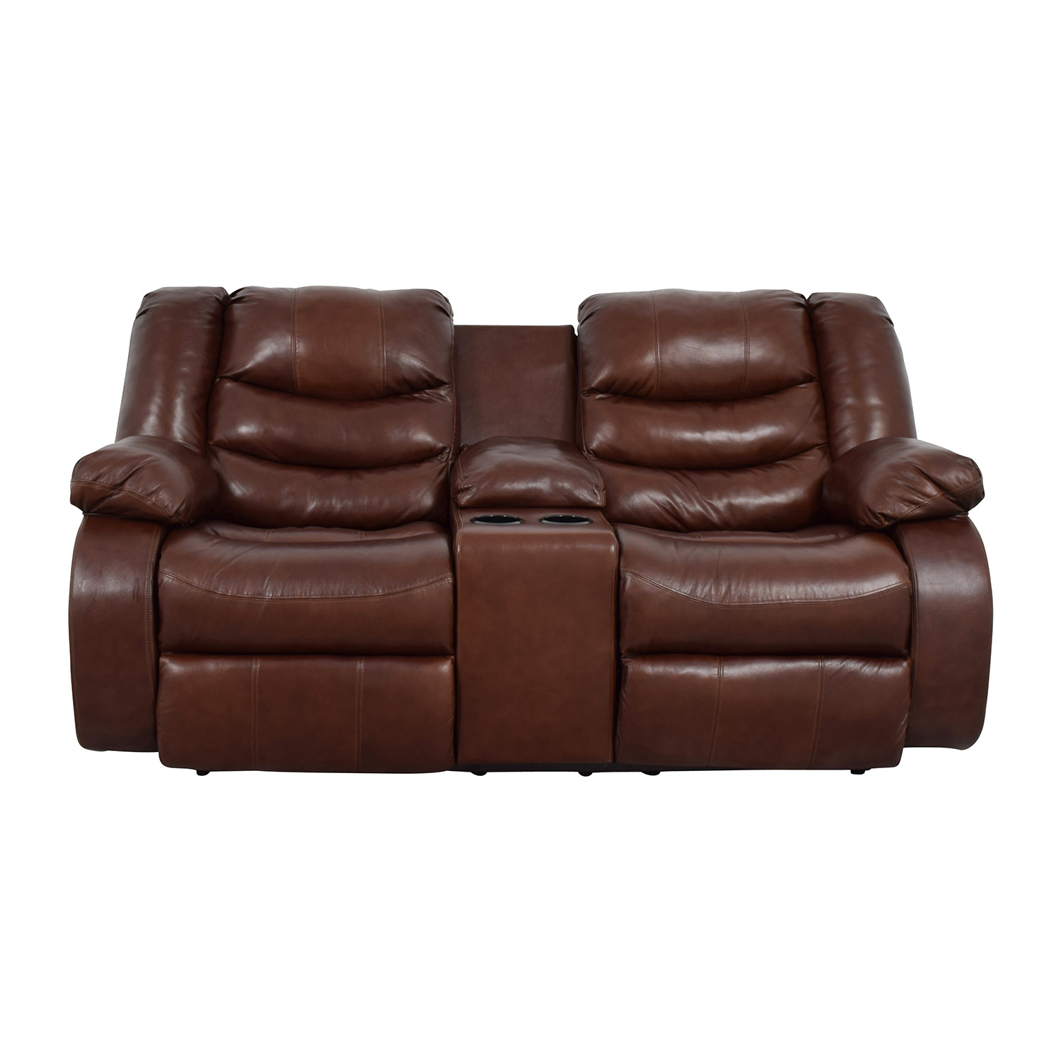 Ashley Furniture Recliner Chairs 90 Off Ashley Furniture Ashley Furniture Brown Leather