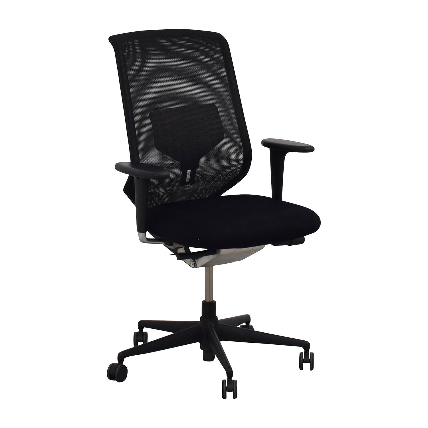 Vitra Office Chair 90 Off Vitra Vitra Meda Black Chair Chairs