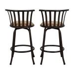 63 Off Target Target Metal Barstools Chairs