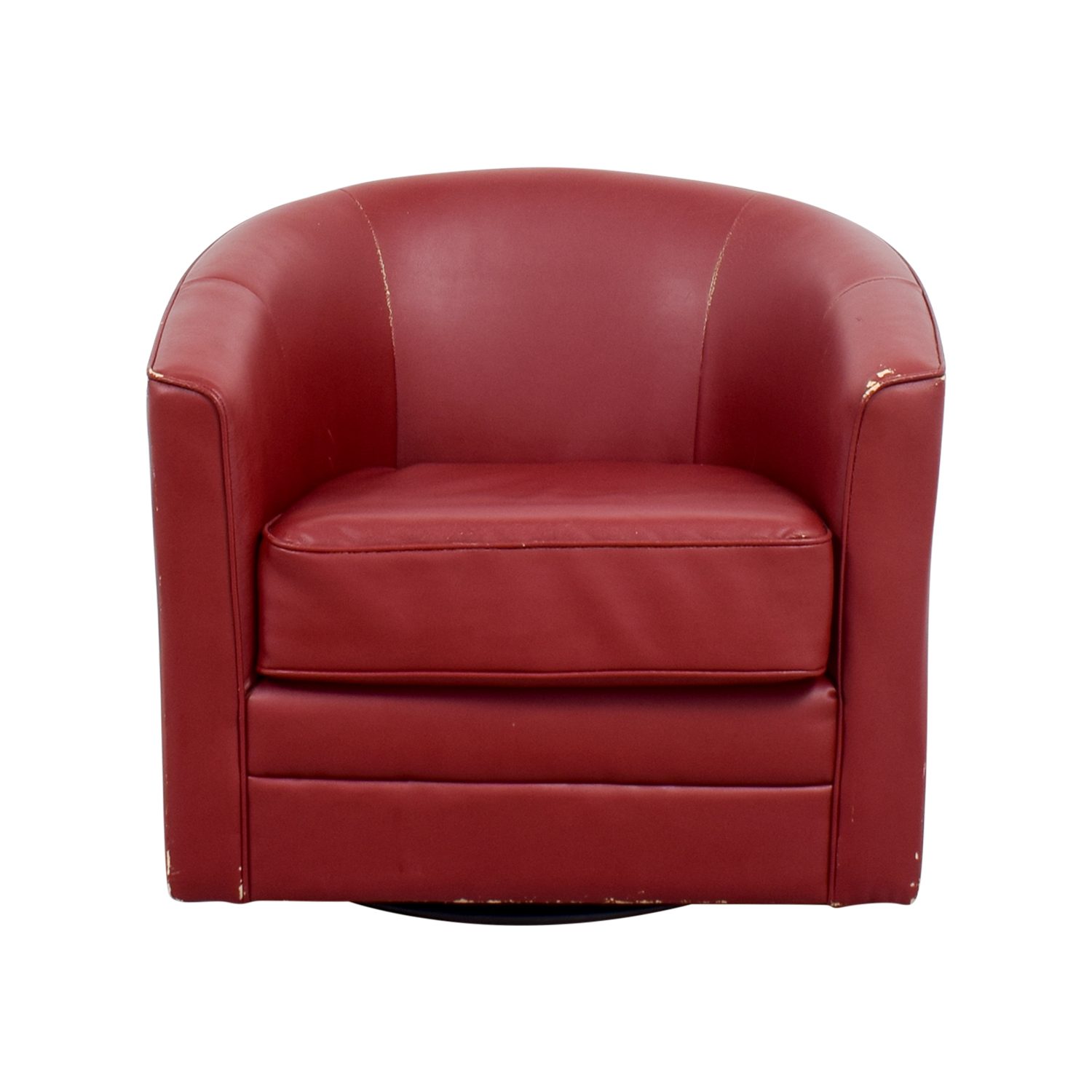 Discount Leather Chairs 90 Off Bob S Discount Furniture Bob S Furniture Red Leather Chair Chairs