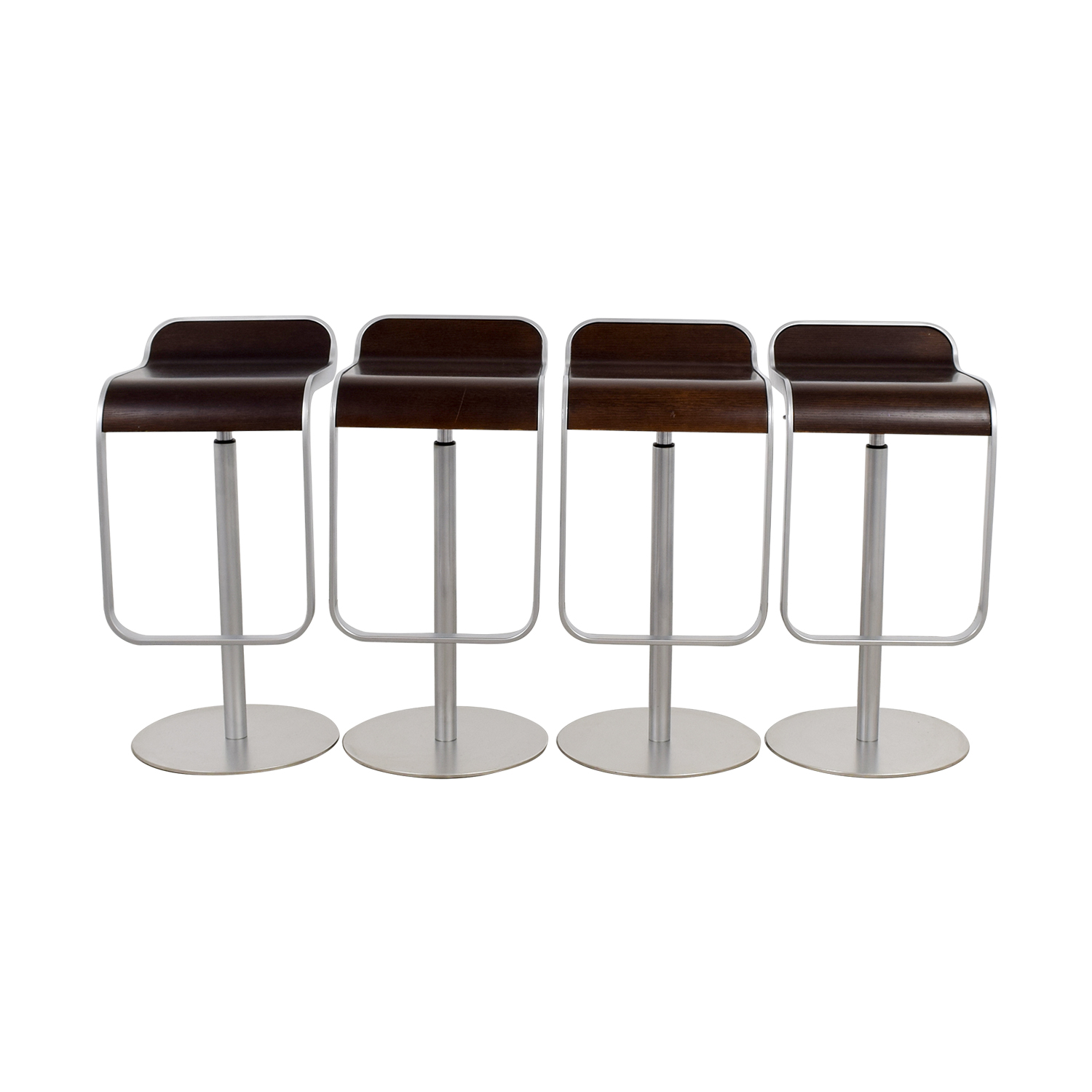 80 off design within reach design within reach lem piston stools chairs