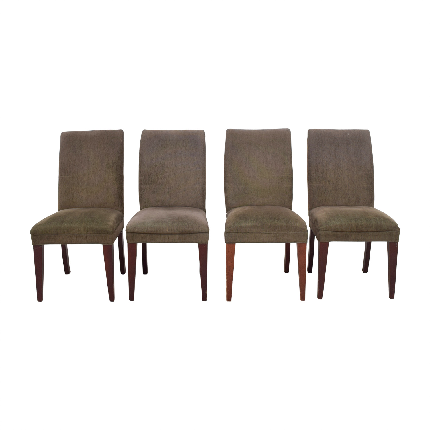 Restoration Hardware Dining Chairs 90 Off Restoration Hardware Restoration Hardware Olive Green