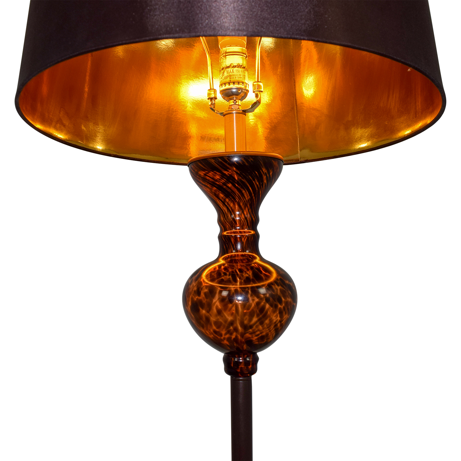78 off pier 1 pier 1 imports amber tall lamp decor