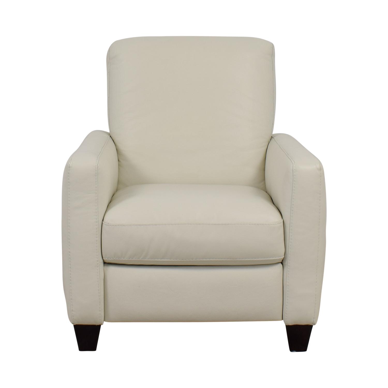 Natuzzi Recliner Chair Facingwalls