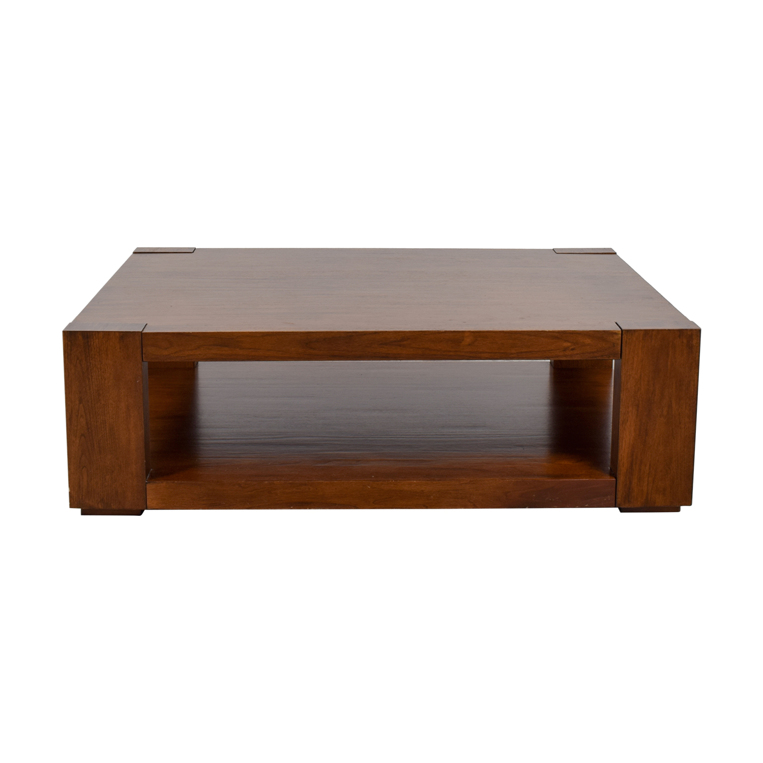 65 off crate barrel crate barrel lodge coffee table tables