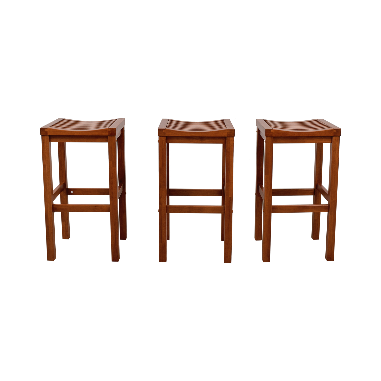 Styles Of Chairs 90 Off Home Styles Home Styles Oak Finish Bar Stool Chairs