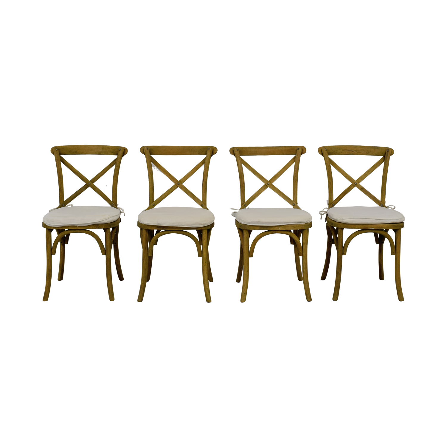 Restoration Hardware Dining Chairs 84 Off Restoration Hardware Restoration Hardware Madeleine Chairs With Cushion Chairs