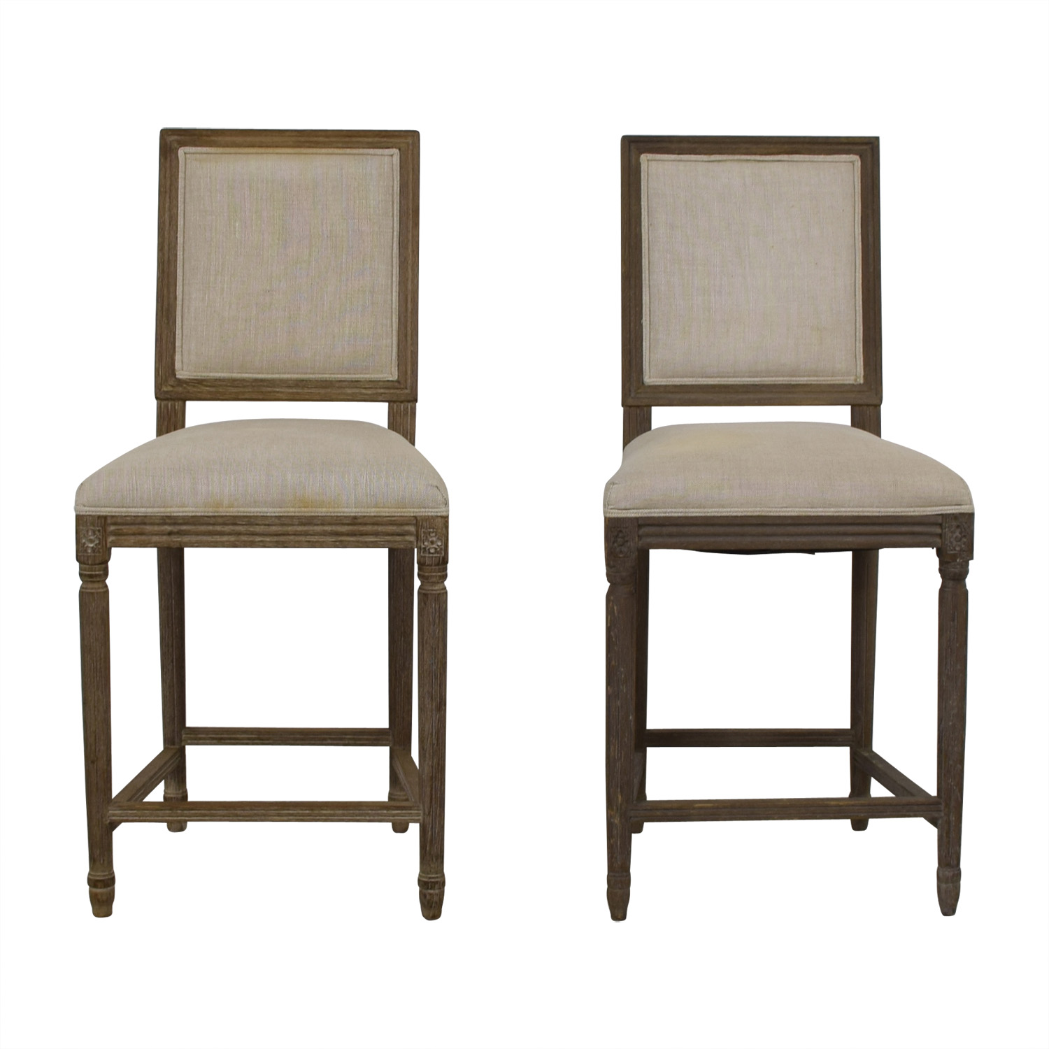 Restoration Hardware Dining Chairs 81 Off Restoration Hardware Restoration Hardware Vintage French