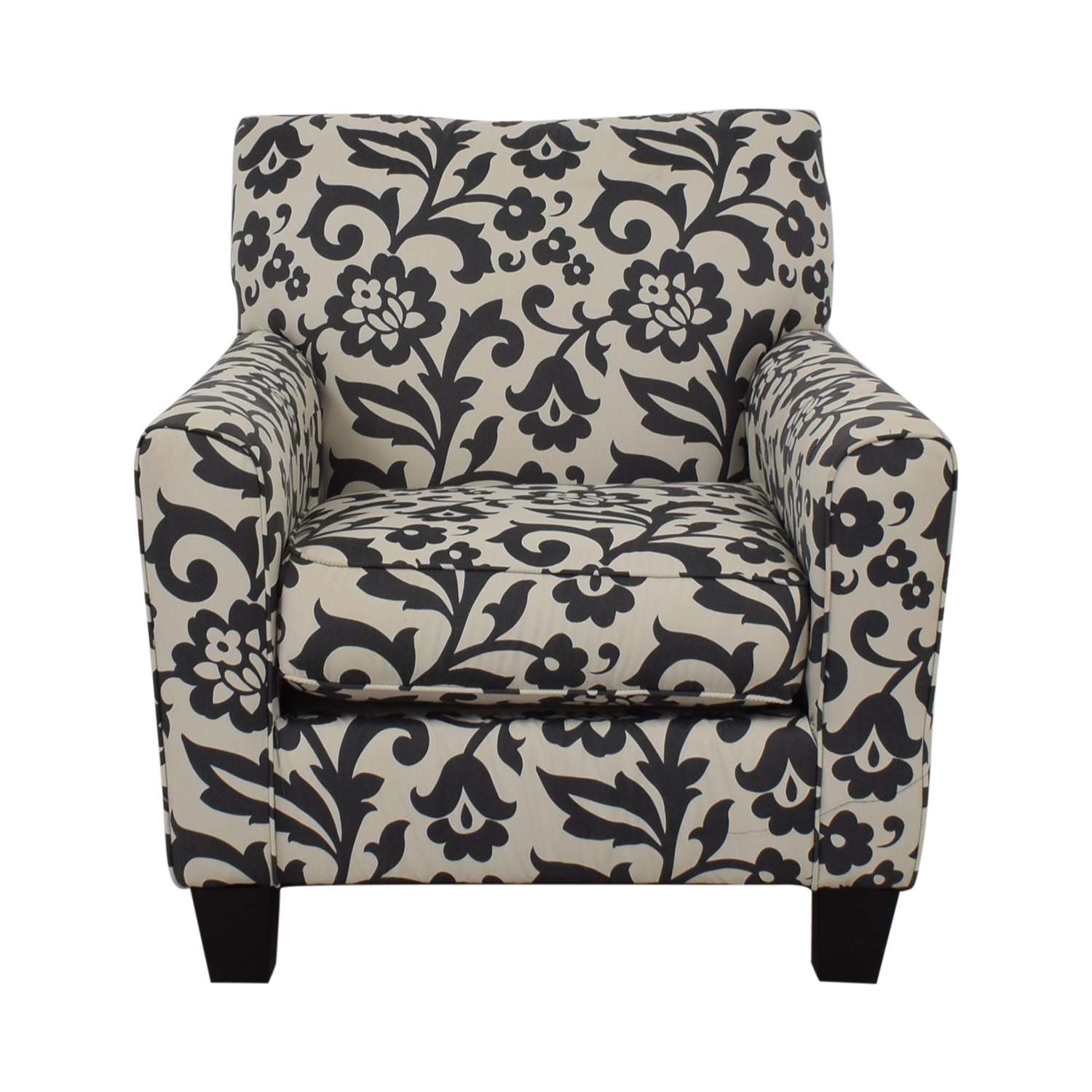 Ashley Chairs 88 Off Ashley Furniture Ashley Furniture Floral Armchair Chairs