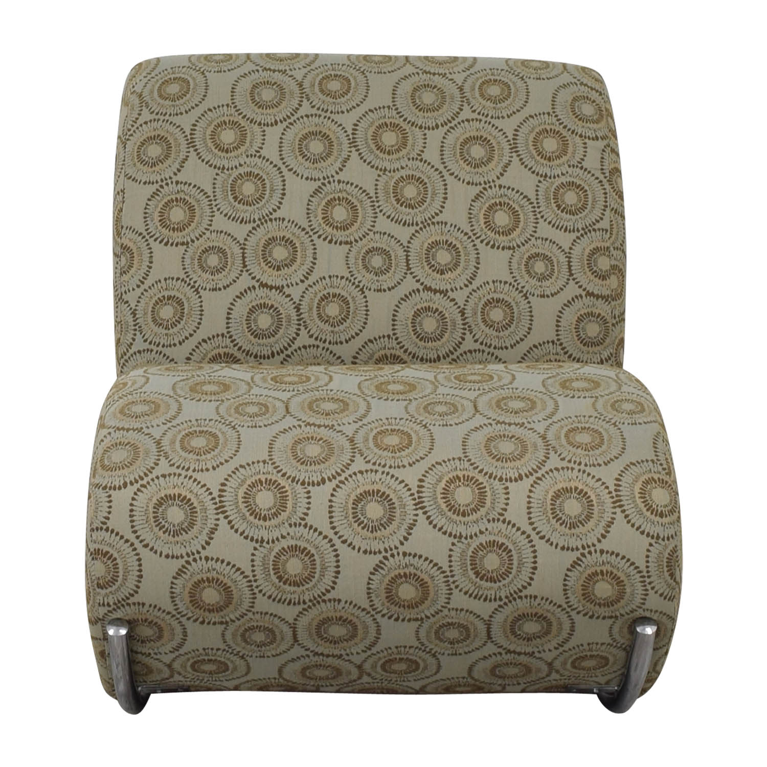 Rocking Accent Chairs 84 Off Eq3 Eq3 Upholstered James Rocker Accent Chair Chairs