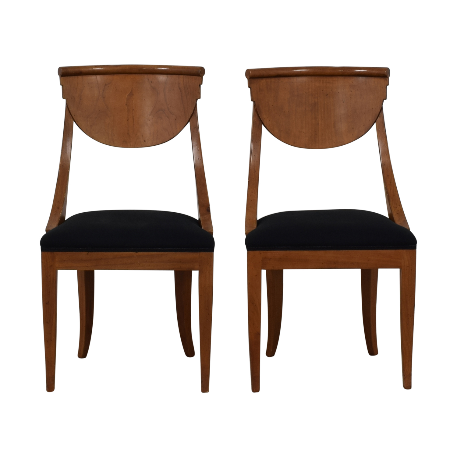 Blue Dining Chairs 75 Off Bloomingdale S Bloomingdale S Blue Dining Chairs Chairs