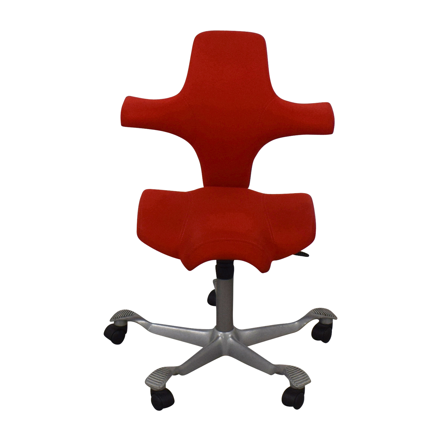Red Desk Chair 74 Off Hag Hag Capisco Chair Chairs