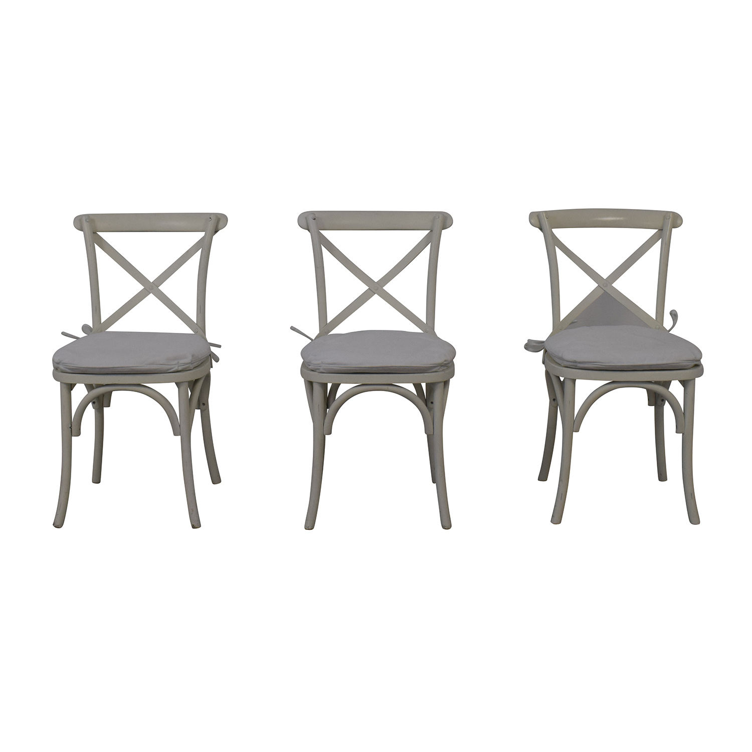 Restoration Hardware Dining Chairs 68 Off Restoration Hardware Restoration Hardware Madeline Chairs With Covers Chairs