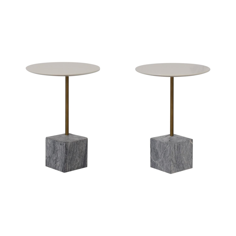 50 off west elm west elm cube c side tables tables
