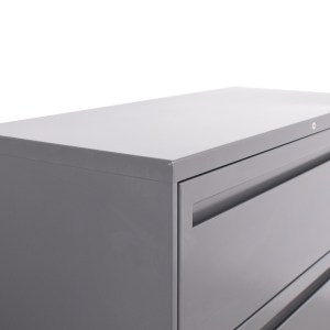 54 Off Hon Hon 4 Drawer Lateral Filing Cabinet Storage
