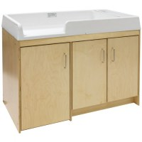 Birch Infant Changing Table