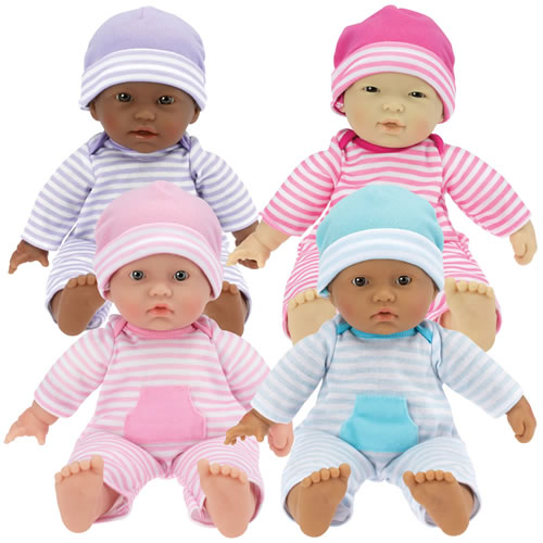 11quot Soft Body Baby Dolls