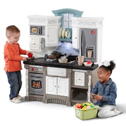child kitchen set table rug play sets lifestyle dream