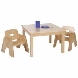 where to buy toddler table and chairs boat for sale furniture infant furnishings premium solid maple chair set