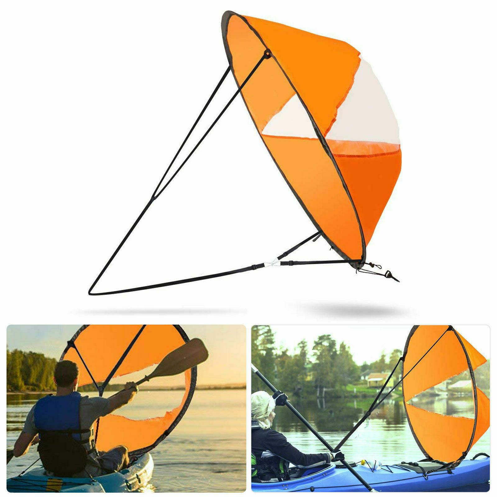 42 5 Foldable Downwind Wind Paddle Popup Board For