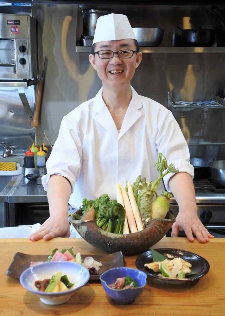 南船場に割烹スタイルの「大阪料理」店 食材と焼き物で大阪産 ...