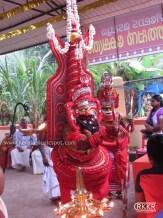 Muthappan Thiruvappana Theyyam