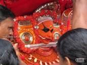 Nadayil Bhagavathy Theyyam