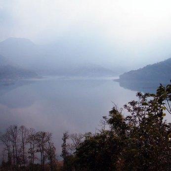 Pothundi Dam Nelliyampathy