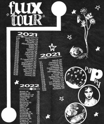 Poppy announces huge Flux world tour — Kerrang!