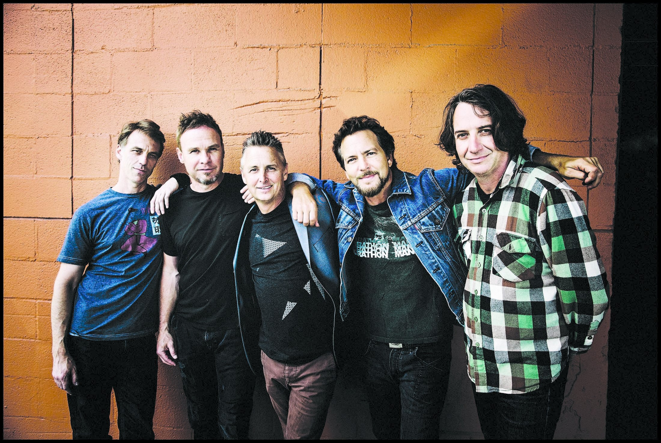 Pearl Jam We Ve Got A Bunch Of Songs Ready To Go Kerrang